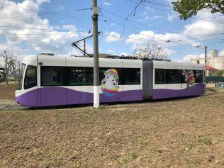 tramvaiul iepurasului FOTO STPT Facebook 3