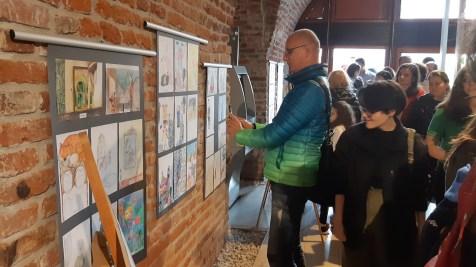 20190516_173620 Expozitie copii arta plastica spaniola Bastion
