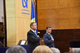 Klaus Iohannis Timisoara UVT 17 mai 2019 (3)