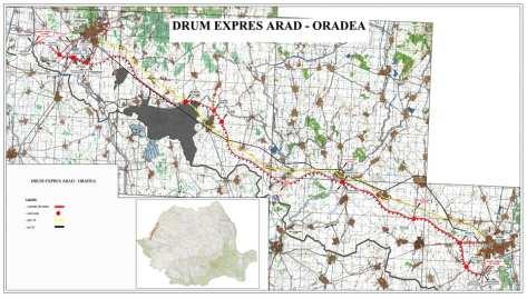 drum expres Arad Oradea 1