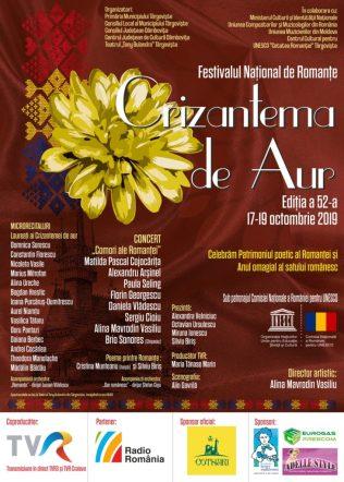 afis tehnic 2 - recitaluri - Crizantema de aur 2019