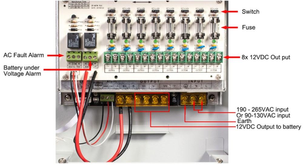 medium resolution of 12v ups psu wiring diagram