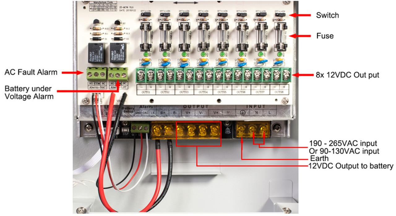 hight resolution of 12v ups psu wiring diagram