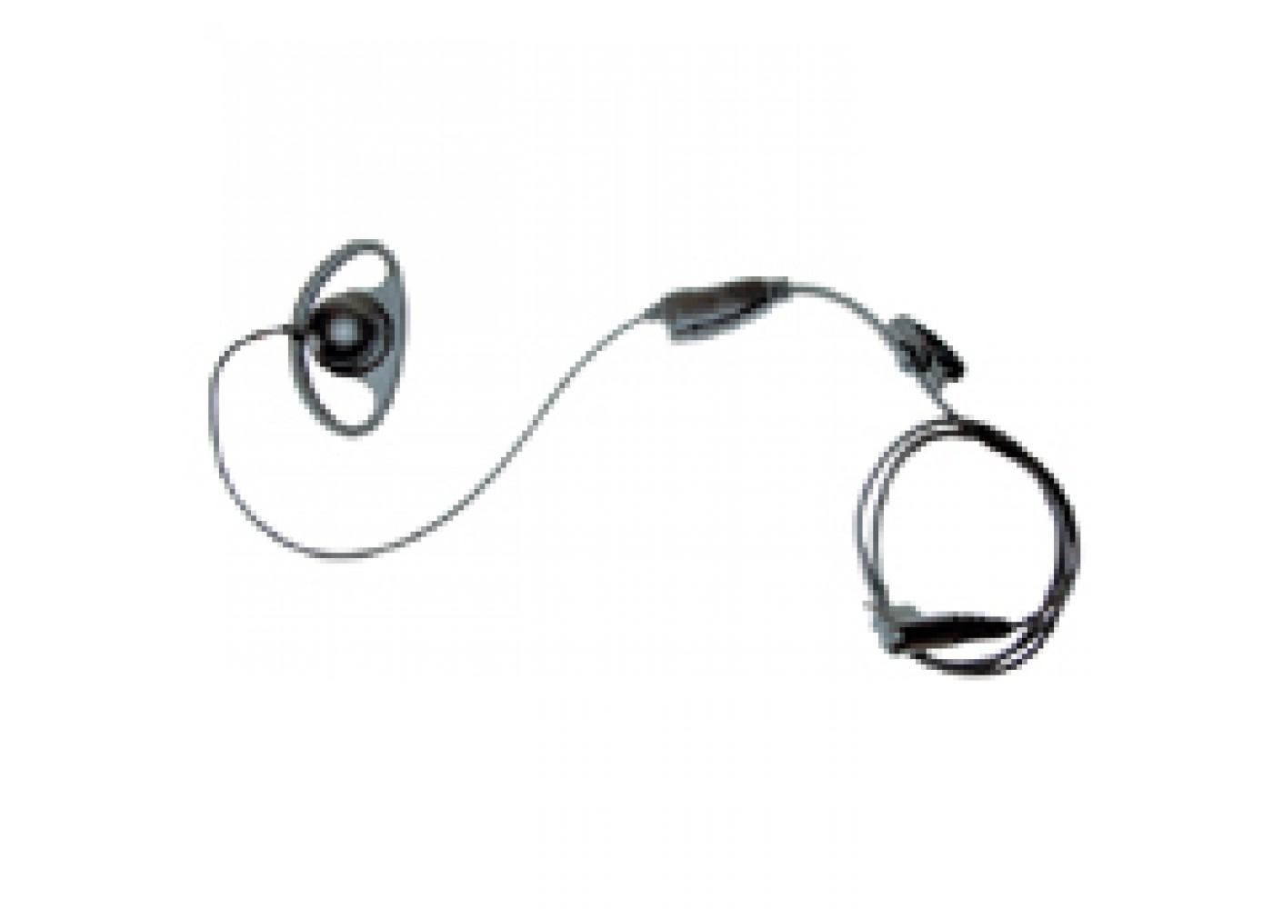56517 Motorola Earpiece with In-Line PTT & Microphone