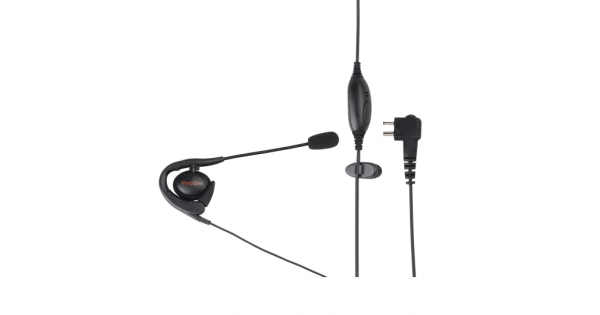 PMLN4444A Motorola Earset Boom Microphone with PTT/VOX