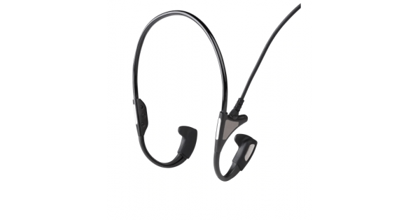 Motorola RMN5114 Toolbarn Temple Headset with Mic and PTT
