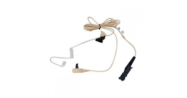 PMLN5724 Motorola 2-Wire Surveillance Kit with translucent