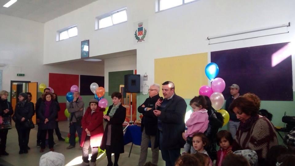 Riaperto il plesso della scuola d'infanzia Pantalica a Sortino