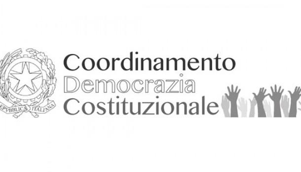 Si costituisce il Coordinamento Democrazia Costituzionale della provincia di Ragusa.