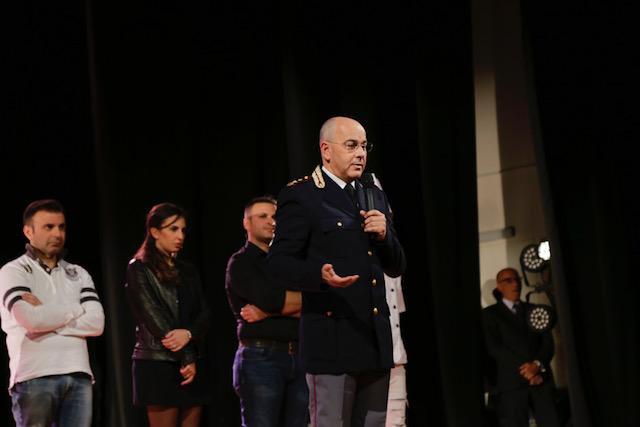 """70 anni della Polizia stradale. A Siracusa il comandante Antonio Capodicasa """"festeggiare  il 70° significa dare il giusto riconoscimento a uomini e donne che garantiscono la sicurezza sulla strada"""