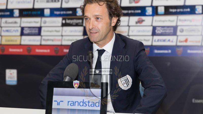 Lentini, esonerato Pino Rigoli, allenatore della Sicula Leonzio.