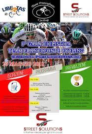 "Francofonte, ""team francofonte cycling"""