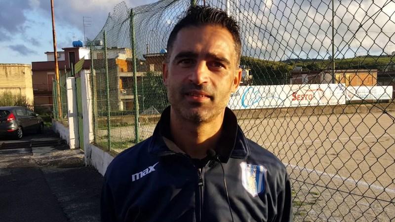 """Carlentini, Covid-19: I campionati dilettantistici si fermano. L'allenatore del Carlentini Calcio Francesco  Migneco: """"E' stata una stagione soddisfacente"""""""