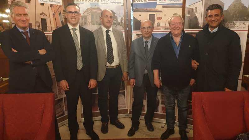 Palermo, Dal Teatro Massimo al Museo della mandorla di Avola Ecco i restauri firmati Ancos-Confartigianato: cantieri al via in quattro comuni