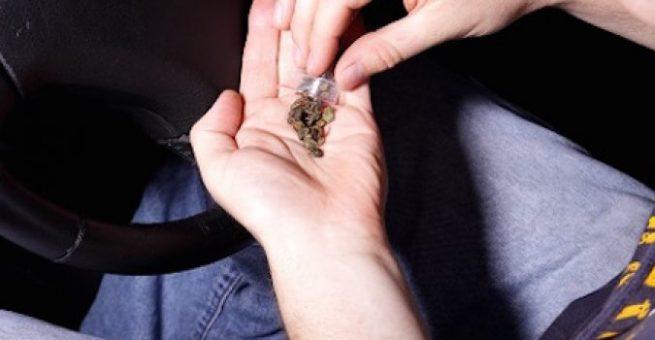 LENTINI, LA POLIZIA DI STATO DENUNCIA UN TIFOSO DELLA JUVE STABIA PER POSSESSO DI DROGA
