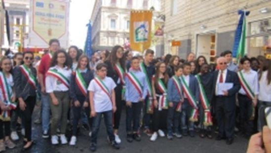 Maletto, cinquanta ragazzi baby sindaci da tutta la Sicilia
