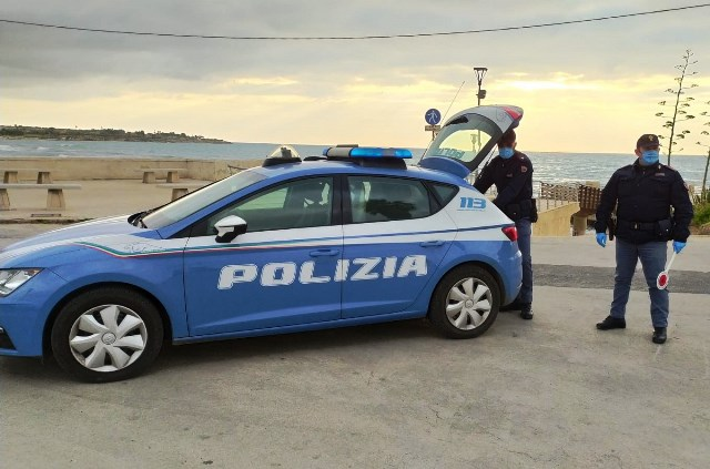 """AUGUSTA, OPERAZIONE """"TAKE AWAY"""": LA POLIZIA ARRESTA LENTINESI PER ..."""