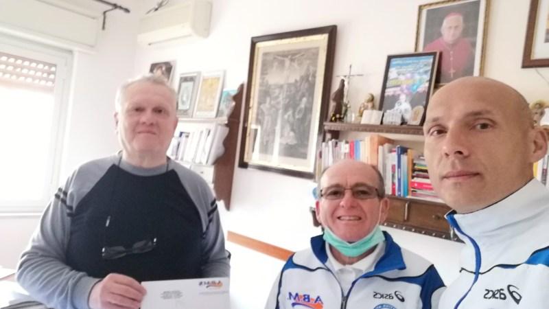 Lentini, Coronavirus Covid-19: l'Atletica Lentini in aiuto delle persone più bisognose