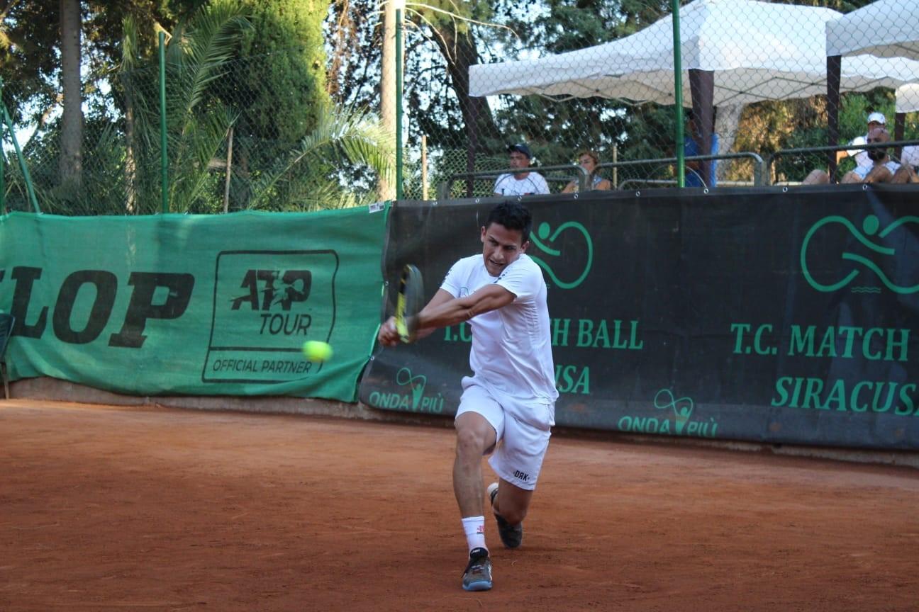 Sport, Tennis: Vittoria per il TC Match Ball Siracusa
