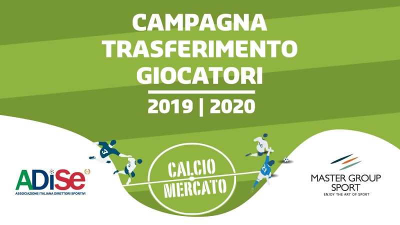 MILANO, MASTER GROUP SPORT E ADISE PRESENTANO COLPI DA MAESTRO: RIPARTE IL CALCIOMERCATO 2020