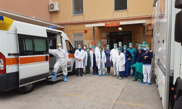 Siracusa. Coronavirus, aumentano i contagi: all'Umberto I di nuovo pronto il Covid Center?