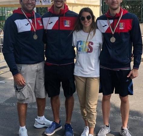 Catania, ai campionati italiani promesse, Under 23 di Atletica Roberto Mirabella nei 200m e Isidoro Mascali nel disco