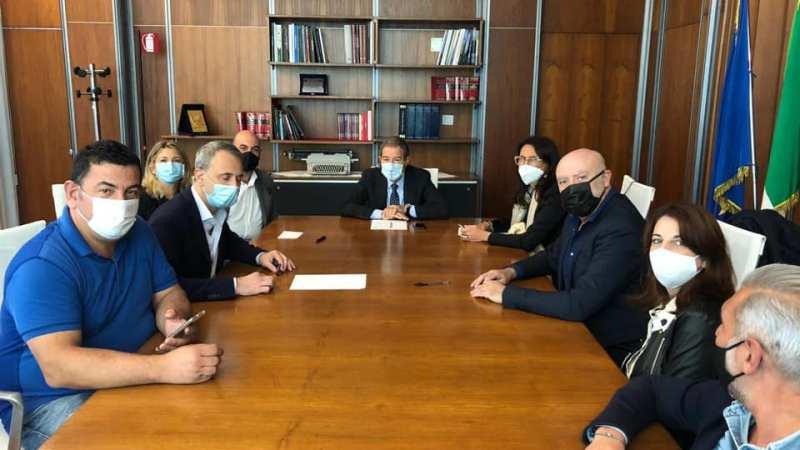 """Catania, Il Presidente della Regione Siciliana riceve Italian Wedding Industry: """"Sussidi economici agli imprenditori che rendono grande la Sicilia"""""""