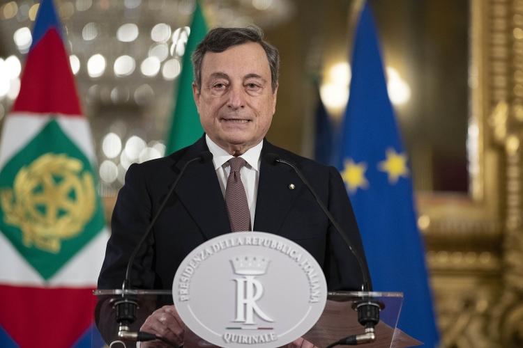 Il Governo Draghi, 23 ministri: 8 donne e 15 uomini. I tecnici sono otto