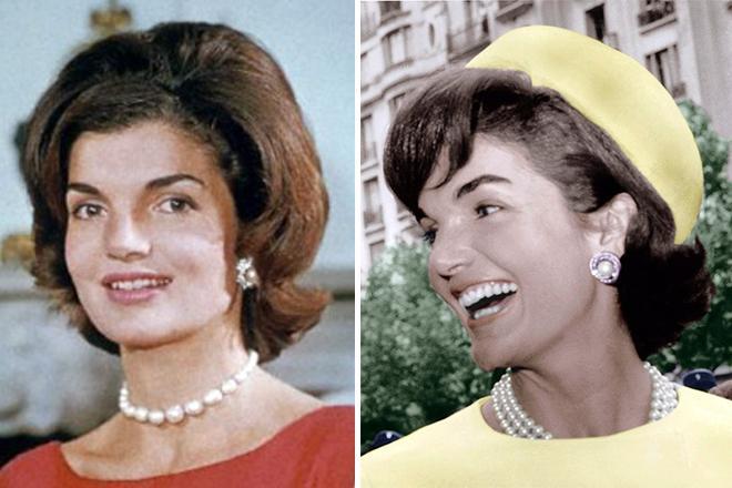 Жаклин Кеннеди: девять уроков красоты oт иконы стиля