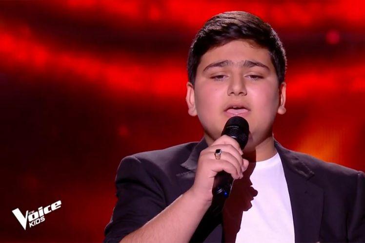Дань уважения своему происхождению: 12-летний Самвел на шоу «Голос» во Франции исполнил армянскую песню, растрогав Патрика Фиори