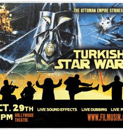 turkish star wars poster [ 1024 x 809 Pixel ]