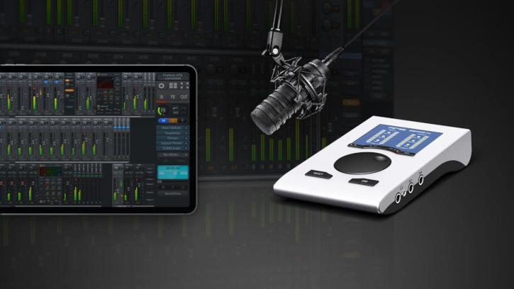 RME Babyface Podcast Bundle, Audio-Technica