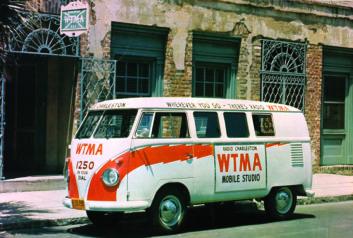 WTMA VW bus