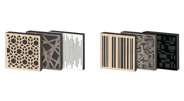 GIK Acoustics, acoustic treatment, Impression Series, Alpha Series