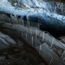 Alghero, Scala incompiuta per la Grotta Verde