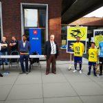 Een schitterend en mooi WIJ verhaal is de leidraad van de nieuwe voetbalclub in het district Wilrijk