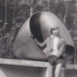 De wekelijkse column over de jeugdjaren Diane Van Rillaer. Herinneringen aan einde jaren 50 , een punaisebroek en petticoats