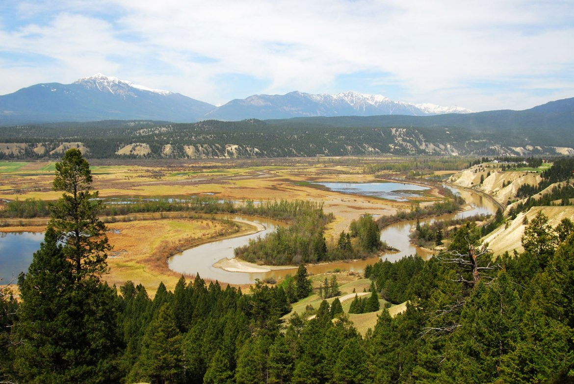 The Columbia Valley