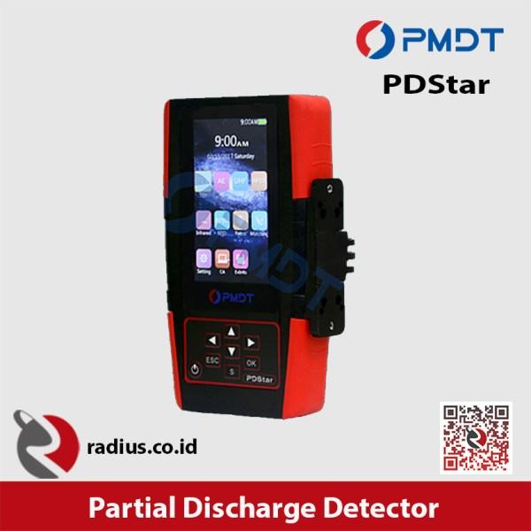 pdstar pmdt partial discharge corona detector