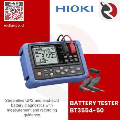 harga battery tester hioki bt3554-50