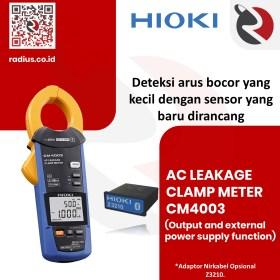 harga hioki cm4003 z3210 ac leakage clamp meter