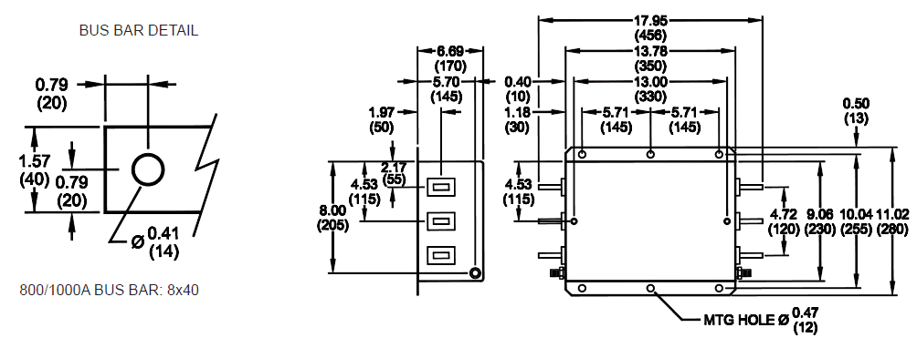 3 phase 4 wire water heater diagram
