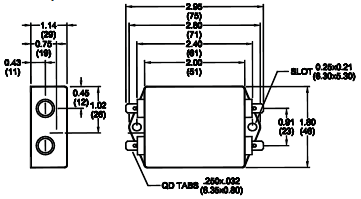 Medical Grade EMI Filters : RP210