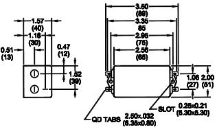 Medical Grade EMI Filters : RP225