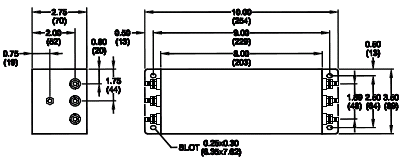 Emi Dc Filter Schematic Electronics Schematic Wiring