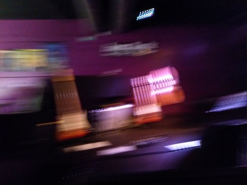 Abstract Photgraphy Abstract City Purple Jazz Dock Prague