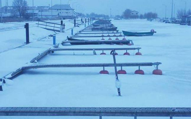 Ajutor pentru locuitorii din Delta Dunării