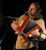 Rad with Red Accordion