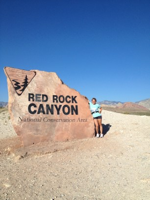 Red Rock Canyon, wish you were here!