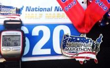 Race Recap: My first half marathon…
